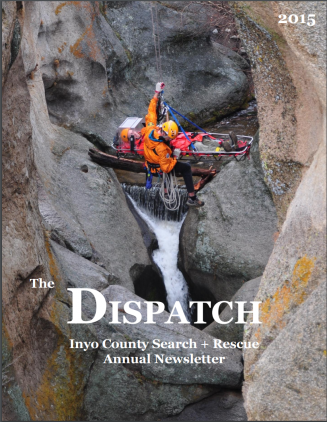 Dispatch Cover 2015