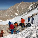 Mt. Whitney Multiple Injuries