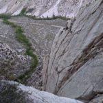 Climbing Fall in Pine Creek